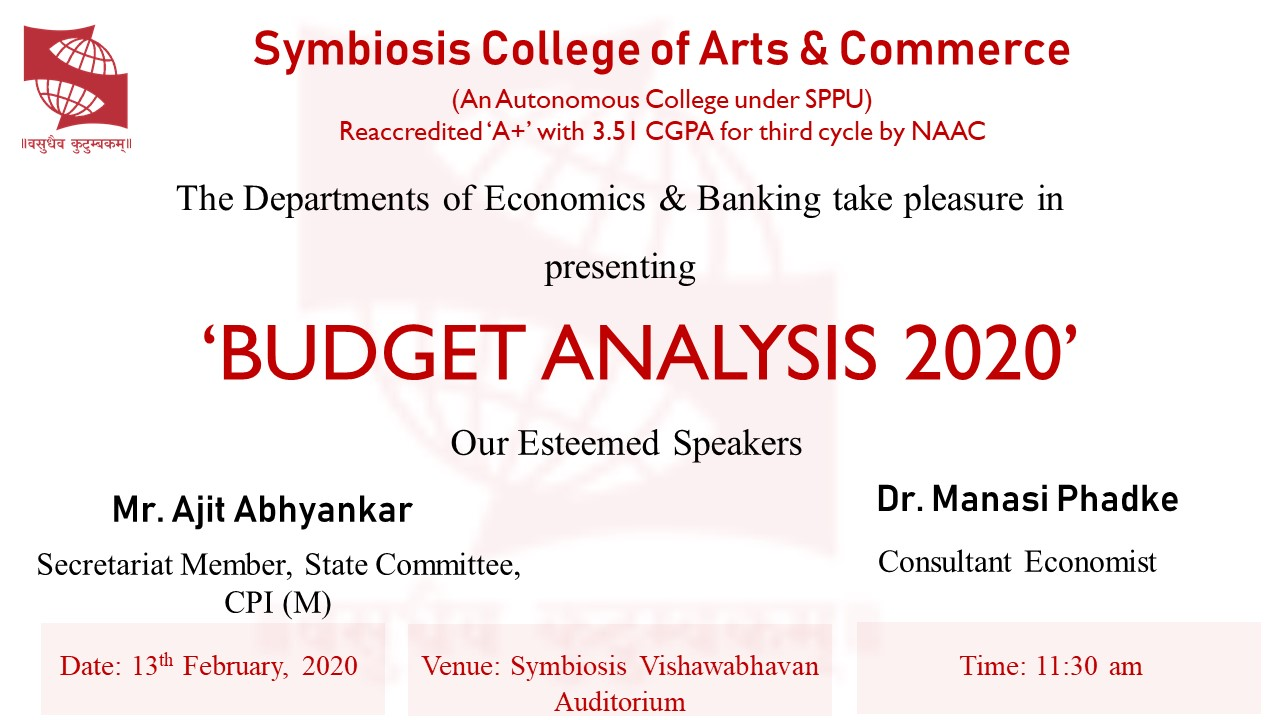 Symbiosis College Of Arts Commerce